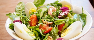 Mixed salad - find it on the recipe page