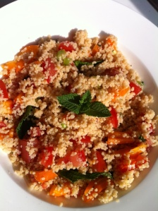French Tabbouleh